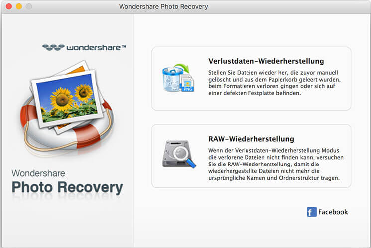 foto wiederherstellen mac, mac photo recovery